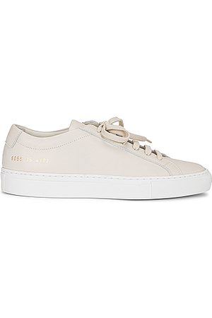 COMMON PROJECTS Achilles Sole Sneaker in Off