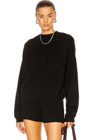 Loulou Studio Linosa Cashmere Hoodie in