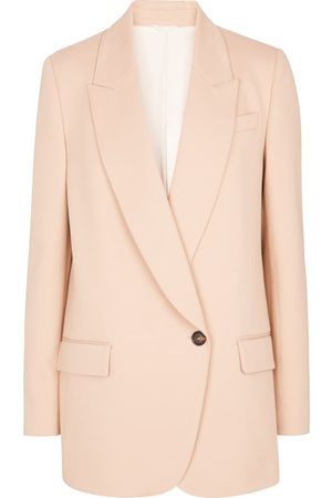 Brunello Cucinelli Women Blazers - Stretch-cotton jersey blazer