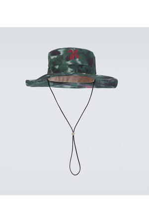 Loewe Paula's Ibiza watercolor explorer hat