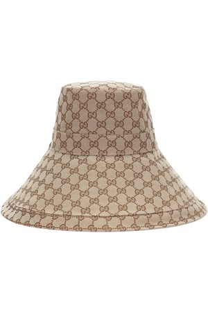 Gucci GG Supreme canvas hat
