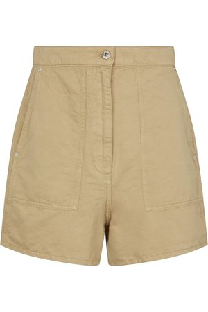 Loewe Paula's Ibiza linen and cotton shorts