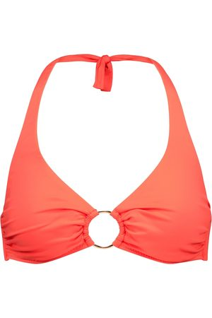 Melissa Odabash Exclusive to Mytheresa – Brussels halterneck bikini