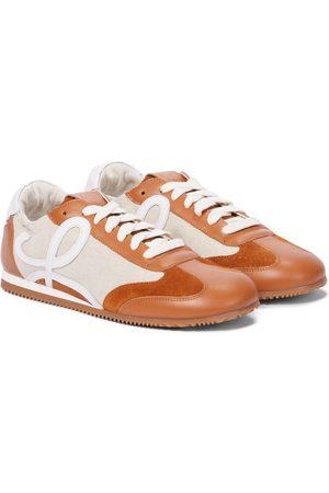 Loewe Ballet Runner leather sneakers
