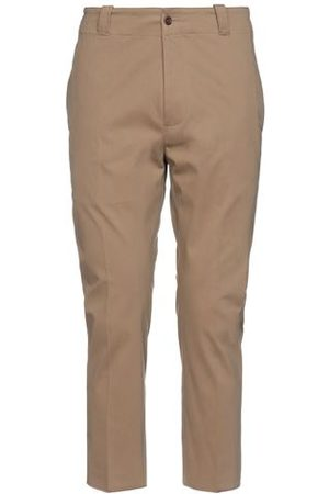 DANIELE ALESSANDRINI HOMME TROUSERS - Casual trousers