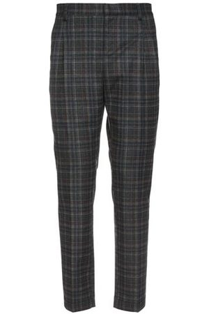 GREY DANIELE ALESSANDRINI TROUSERS - Casual trousers