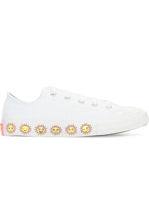 Converse Girls Trainers - Sunny Chuck Taylor All Star Sneakers