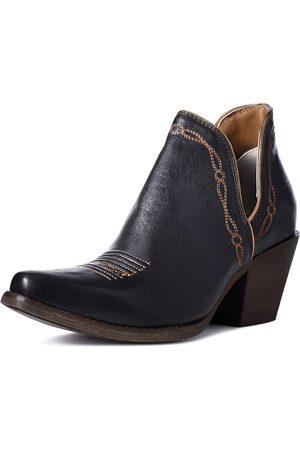 Ariat Women Cowboy Boots - Women's Encore Western Boots in Brooklyn Leather
