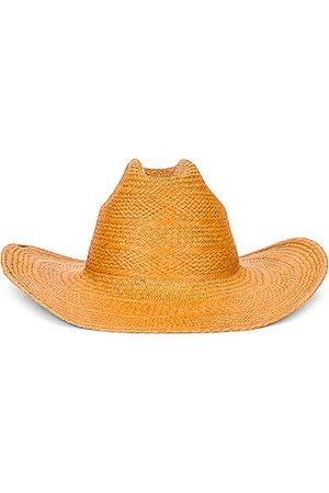 Greenpacha Women Hats - Ayampe Cowboy Hat in Tan