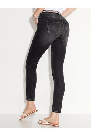 Liverpool Jeans Company Pull-on jeans design Gia Glider Skinny denim size: 8