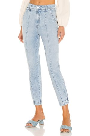 Le Jean Mid Rise Paloma Jogger in . Size 24, 25, 26, 27, 28, 29, 30, 31, 32.
