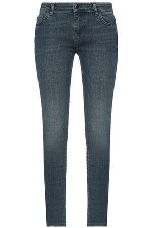 BLUGIRL BLUMARINE Women Trousers - DENIM - Denim trousers