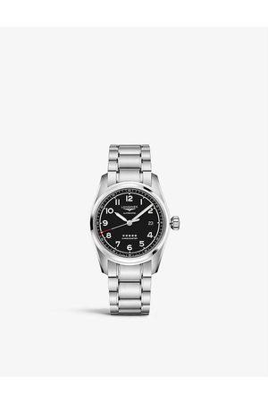 Longines Women Watches - L3.810.4.53.6 Spirit stainless steel watch