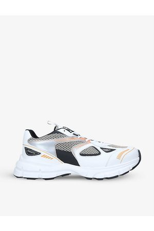 Axel Arigato Men Sports Shoes - Marathon Runner mesh and leather trainers