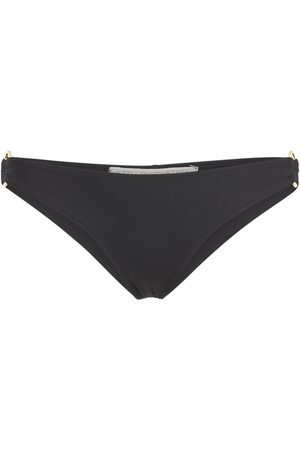 STELLA MCCARTNEY Gold Ring Bikini Bottoms