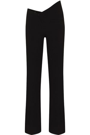 Supriya Lele Asymmetric-waist tailored trousers