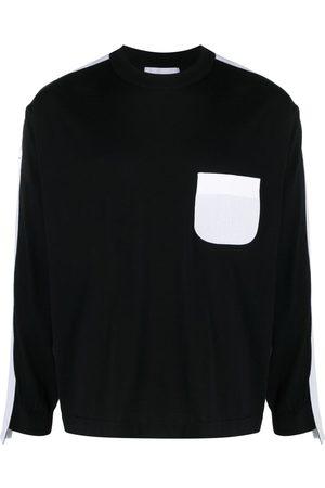 AMBUSH Side-stripe detail sweatshirt