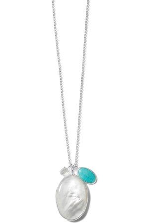 IPPOLITA Luce 3-stone pendant necklace
