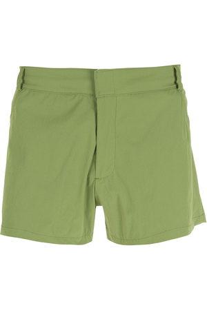 Amir Slama Zip-detail shorts
