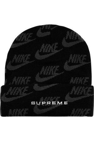 Supreme Beanies - X Nike jacquard logo beanie