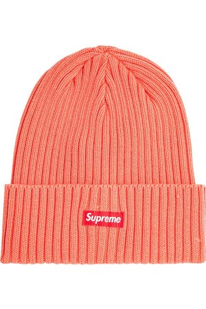 Supreme Beanies - Overdyed ribbed knit beanie