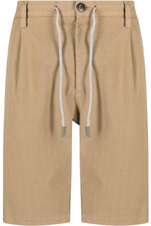ELEVENTY Men Bermudas - Drawstring bermuda shorts