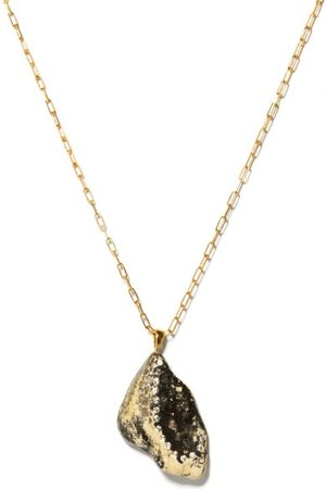 CVC STONES Feeling Diamond & 18kt Gold Necklace - Womens - Multi