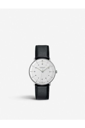 Junghans Women Watches - Women's 027/3500.00 Max Bill Stainless Steel Watch