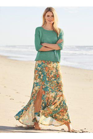 Peruvian Connection Montecito Maxi-Skirt