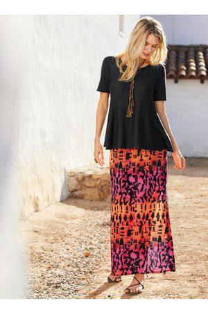 Peruvian Connection Women Maxi Skirts - Nahla Skirt