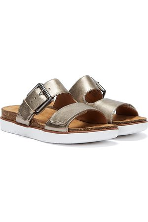 Clarks Women Sandals - Elayne Ease Leather Womens Sandals