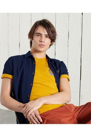 Superdry Men Short sleeves - Short Sleeve Workwear Shirt