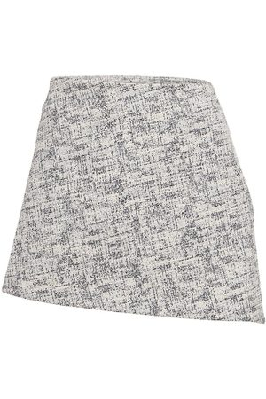 COPERNI Motion Tweed Mini Skirt