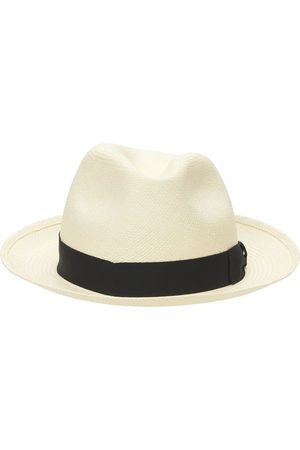 Bondi Born Quito Medium Brim Straw Panama Hat