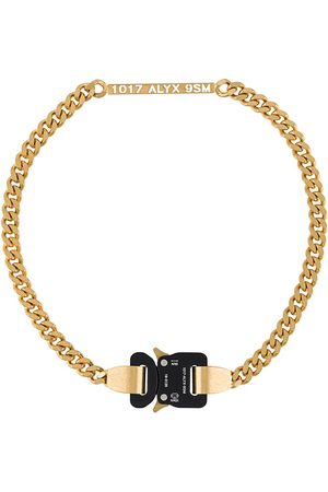 1017 ALYX 9SM Chain-link buckle necklace