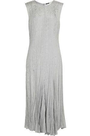 Joseph Desvigne silk midi dress