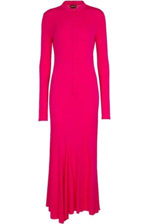 Tom Ford Jersey maxi dress