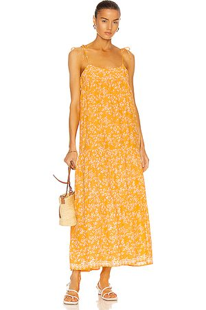 Natalie Martin Women Summer Dresses - Melanie Dress in Bamboo Sun