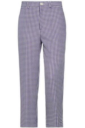 ERIKA CAVALLINI Women Trousers - TROUSERS - Casual trousers