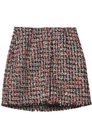 SOALLURE Women Skirts - SKIRTS - Knee length skirts