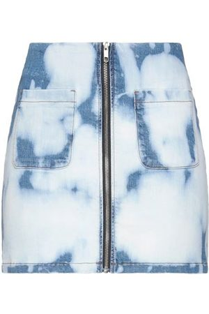 Kontatto Women Denim Skirts - DENIM - Denim skirts
