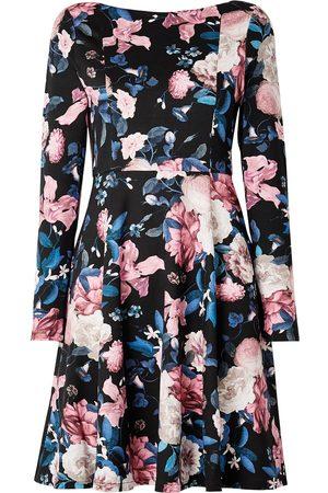 Erdem Women Printed Dresses - Woman Martine Floral-print Stretch-ponte Dress Size 10