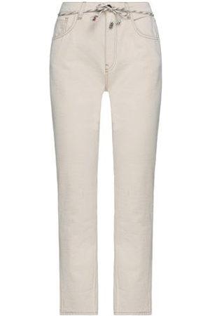 SEMICOUTURE DENIM - Denim trousers