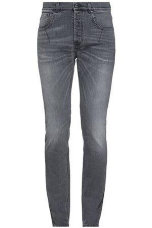 Les Hommes DENIM - Denim trousers