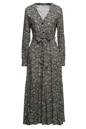 BIANCOGHIACCIO Women Dresses - DRESSES - 3/4 length dresses