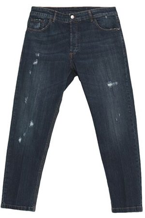 Entre Amis DENIM - Denim trousers