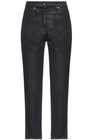 8PM Women Trousers - DENIM - Denim trousers