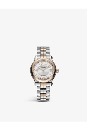 Chopard Happy Sport 278608-6002 18ct rose-gold
