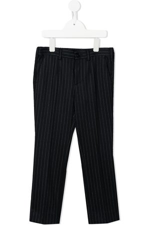 Dolce & Gabbana Boys Trousers - Pinstriped trousers - S8051 MULTI COLOR