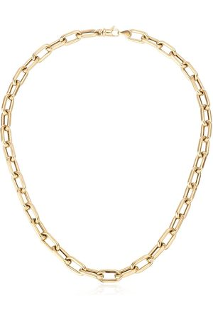 Adina Reyter 14kt yellow chain-link necklace